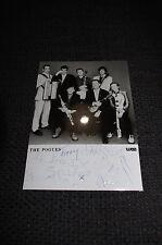 THE POGUES Shane MacGowan signed Autogramme auf 13x18 cm Foto SELTEN