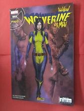 MARVEL - WOLVERINE & X-MEN - PANINI COMICS 1/2 - VF - ANNEE 2016 - N°2 - M08659