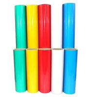 (14,27€/m²) Plotterfolie Reflektierend Folie Aufkleber Plottfolie Selbstklebend