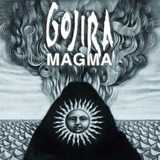 Gojira MAGMA 6th Album +MP3s ROADRUNNER RECORDS New Sealed Vinyl LP