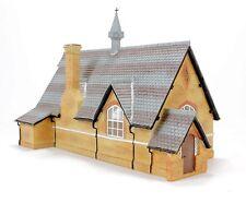 BACHMANN - Model Trains OO/HO 44-161 CHURCH HALL - Pendon Snell's Hall