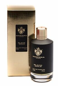 Mancera Black Gold 120ml EDP Authentic Perfume for Men COD PayPal Ivanandsophia