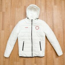 Olympic PyeongChang 2018 OAR Athlete Russia Zasport Unisex Short Warm Jacket M