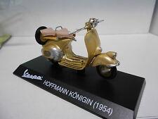 VESPA HOFFMANN KONIGIN 1954 MOTO MAISTO COLECCION VESPA FABBRI 1/18 BLISTER MAL