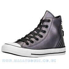 Converse All Star Tri Zip Hi Black/Portrait Gray Chuck Taylor Limited Edition
