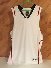 ADIDAS Replica Practice Basketball Jersey LOUISVILLE CARDINALS sz 2XL ~ NWOT