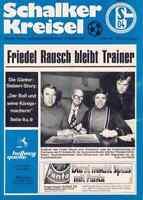 Fussball-Programmheft   75/76    Liga    FC Schalke 04 - K. Offenbach