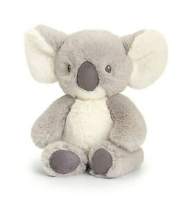 ECO FRIENDLY KOALA BEAR Teddy Soft Toy - New Born Baby Shower Gift 14cm