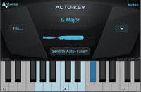 New Antares Auto-Key Automatic Key & Scale Detect Mac PC AAX VST AU eDelivery