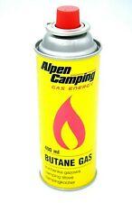 Gas Cartridge Alpen Camping Cartridge for Camping Gas Stove Butane Gas