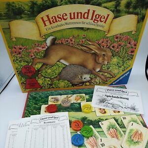 Hase und Igel  Komplett Top Zustand von Ravensburger Spiel des Jahres 1979