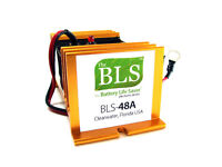 BLS-48A 48 volt desulfator for solar/wind battery banks