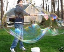 BUBBLE MAKER WAND, BUBBLE STICK-BLOW HUGE GIANT SOAP BUBBLES,EASY