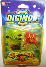 Digimon Action Figure TENTOMON,Shell Popping Action/ Digivice/ Poster+Sticker