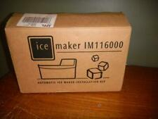 Frigidaire IM11600 Refrigerator Ice Maker Kit BRAND NEW