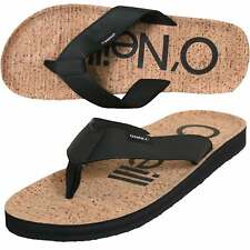 O'Neill Chad Fabric Cork Sandals, Brown