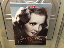 Jean Arthur Drama Collection (DVD, 2014, 4-Disc Set) NEW Whirlpool Defense Rests