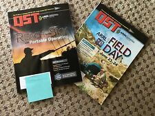 Qst Magazines - 2 issues-May & June 2018 -Amateur Ham Radio Arrl-New/Unread