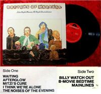LP Doctors of Madness Late Night Movies All Night Brain