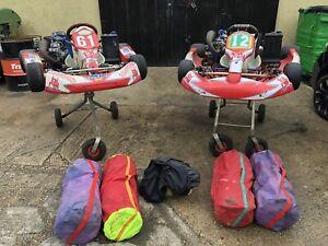 Birel Race Karts