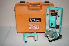 Nikon Dtm 522 Total Station C12