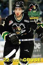 2003-04 Prince Albert Raiders #7 Justin Cruse