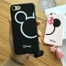 Iphone 6/6s Mickey Case Black