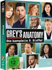 Grey's (Greys) Anatomy - Staffel 9, DVD, NEU