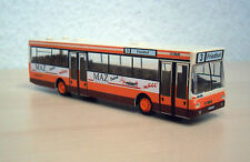 """Rietze - Stadtbus MAN SL 202 """"MIT.Bus Gießen / MAZ"""" - Nr. 72123 - 1:87"""