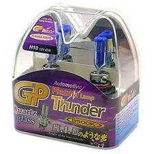 Authentic GP Thunder™ 8500K H10 9145 Platinum White Light Bulbs For Fog DRL