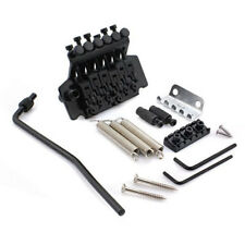 Floyd Rose Double Locking Tremolo System Bridge for Ibanez Electric Guitar Black