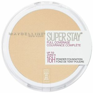 Maybelline Super Stay Full Coverage Powder Foundation - Choose Your Shade