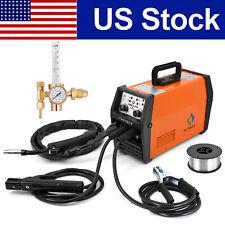 3 In1 Mig Welder 110v 220v Flux Core Wire Stick Arc Lift Tig Mig Welding Machine