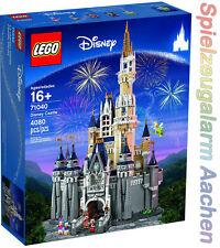 LEGO 71040 EXKLUSIV SET Das Disney Schloss Castle Le château  Micky Maus Minnie