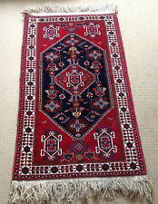 Persian Rug-Carpet 154cm x85cm handknotted. SALE  50% OFF ORGIONAL PRICE 1530.00