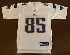 Rare Vintage Reebok NFL New England Patriots Chad Ochocinco Football Jersey