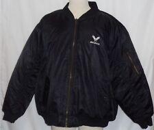Avirex Jacket  4XL  Black / Green Camo