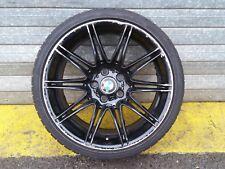 """BMW STYLE 225 MV4 8037142 9J 19"""" REAR ALLOY WHEEL WITH TYRE 235/35/19 (WELDED)"""