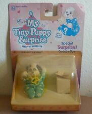 My tiny Puppy Surprise special surprise Hasbro 1993 new