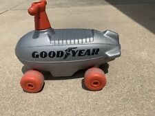 Rare Child Tomy Good Year Blimp Ride on Toy Tomy Corp.