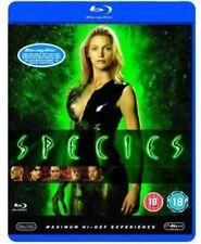 SPECIES (1995) BLU RAY SCI-FI HORROR