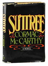 Suttree ~ CORMAC MCCARTHY ~ Association Copy ~ First Edition ~ 1st Printing 1979