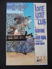 Lone Wolf and Cub  #3  1st Print 1987  NM High Grade First Comic