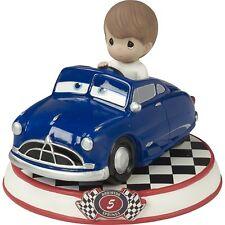 Doc Hudson Cars Precious Moments Figurine Disney Pixar Resin Boy Nwob