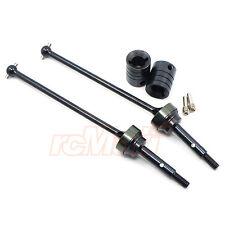 Xtra Speed HD Steel Rear Universal Drive Shaft Traxxas Slash 4X4 RC #XS-TX28003