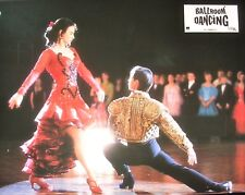 BALLROOM DANCING - Baz Luhmann - JEU 10 PHOTOS D'ÉPOQUE LOBBY CARDS (1992)