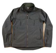 Outdoor Research Men's Prologue Field Performance Jacket Gray  Sz Small - EUC
