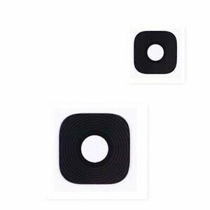 For Samsung Galaxy S6 Camera Lens Glass - Black