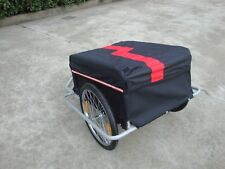 LARGE FOLDABLE CARGO TRAILER DOG TRAILER BICYCLE BIKE TRAILER PET TRAILER
