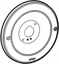 Moen 97577 Moentrol Single Handle Tub / Shower Escutcheon - Chrome